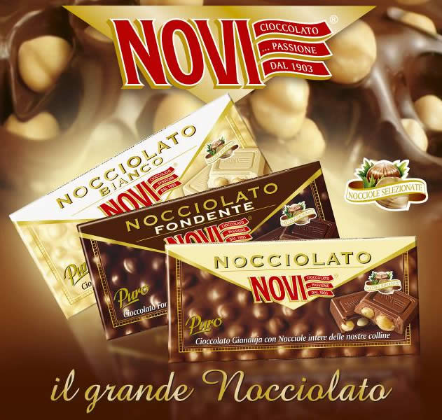 Chocolate? NOVI, of course!